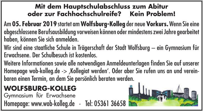 Wolfsburg-Kolleg