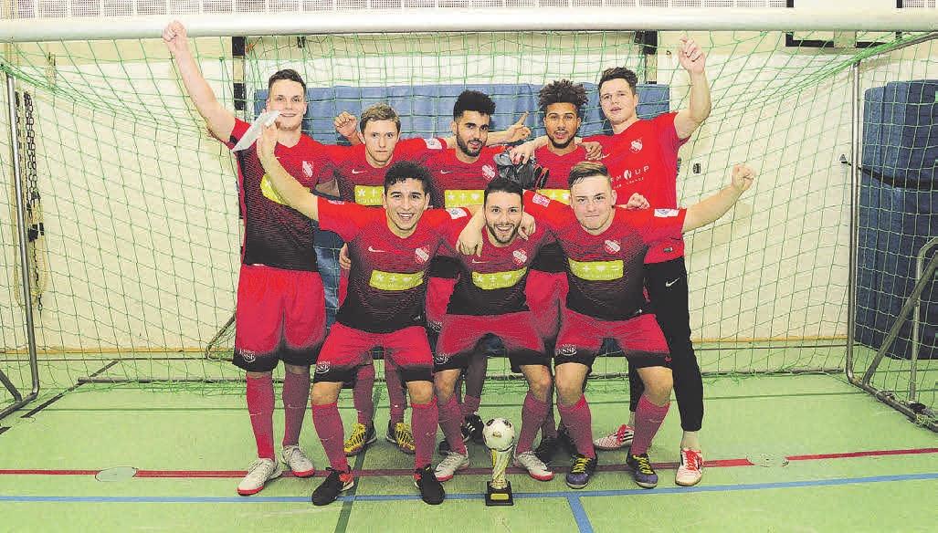 Gute und erfolgreiche Gastgeber: Im letzten Jahr sicherte sich der TSV Havelse den Turniersieg.        Fotos (2) :Debbie Jayne Kinsey