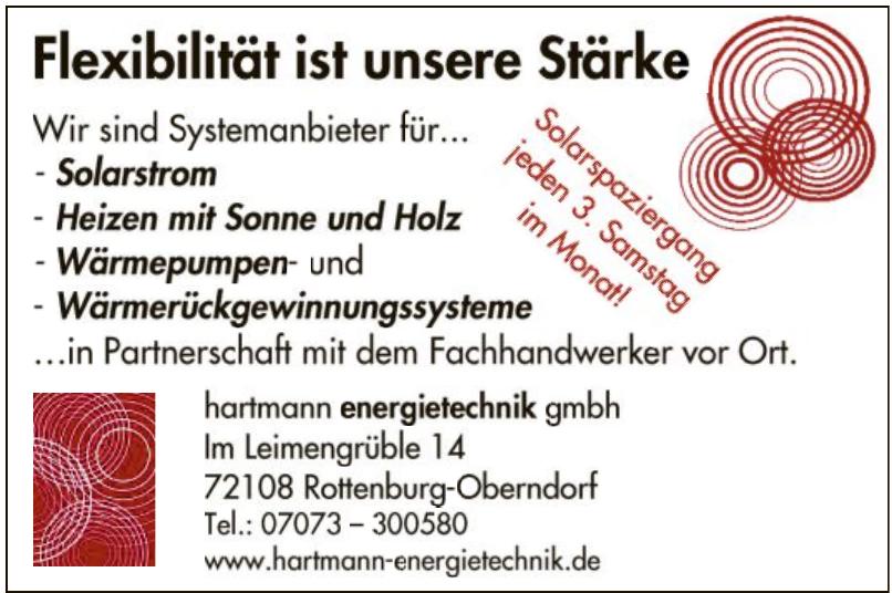 Hartmann Energietechnik GmbH