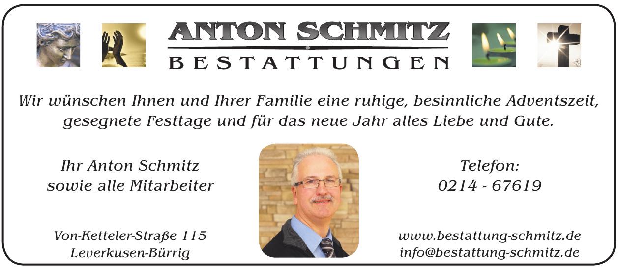 Anton Schmitz Bestattungen
