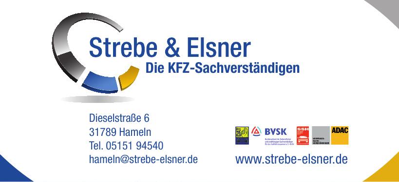 Strebe & Elsner - Die KFZ-Sachverständigen