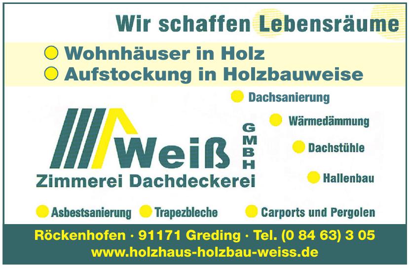 Weiß GmbH