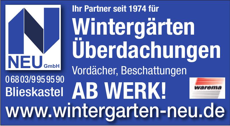Wintergarten Neu GmbH