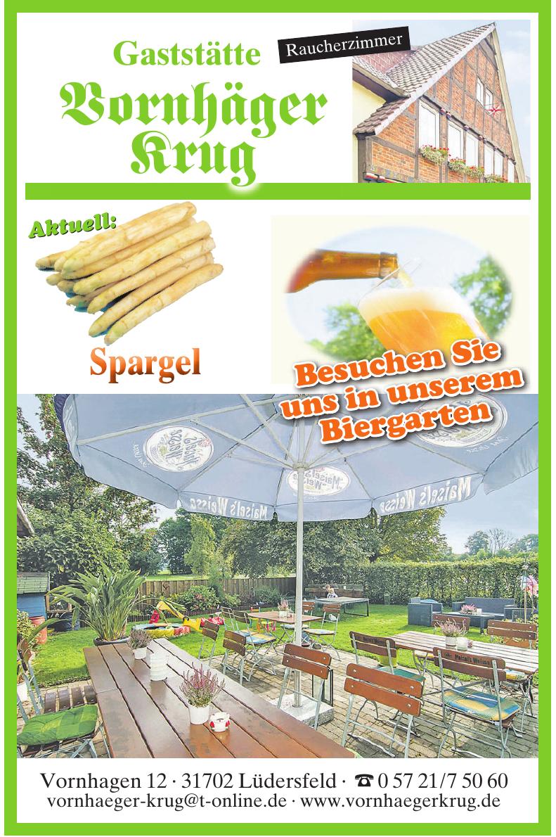 Gaststätte Vornhäger Krug