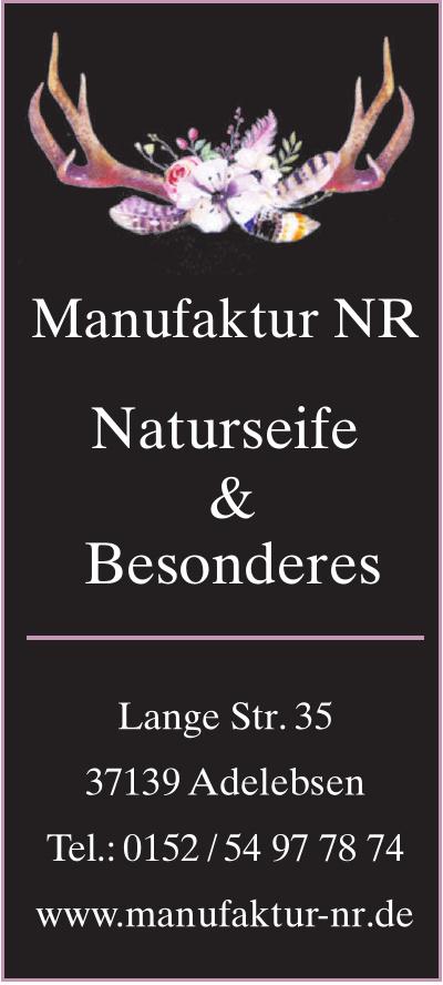Manufaktur NR