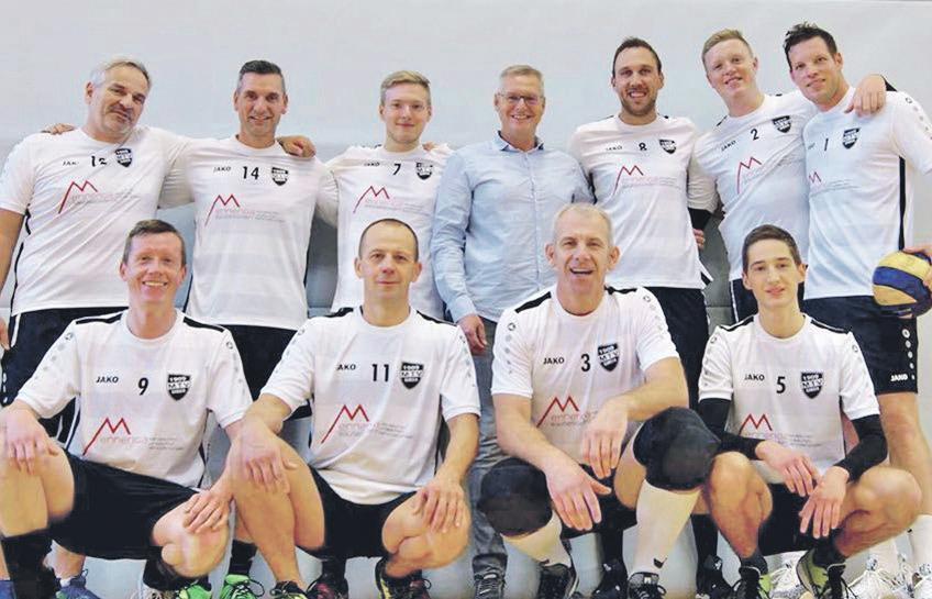 Kategorie Mannschaft/Erwachsene: 1. Herrenmannschaft Volleyball MTV Gamsen. 0137-988703016