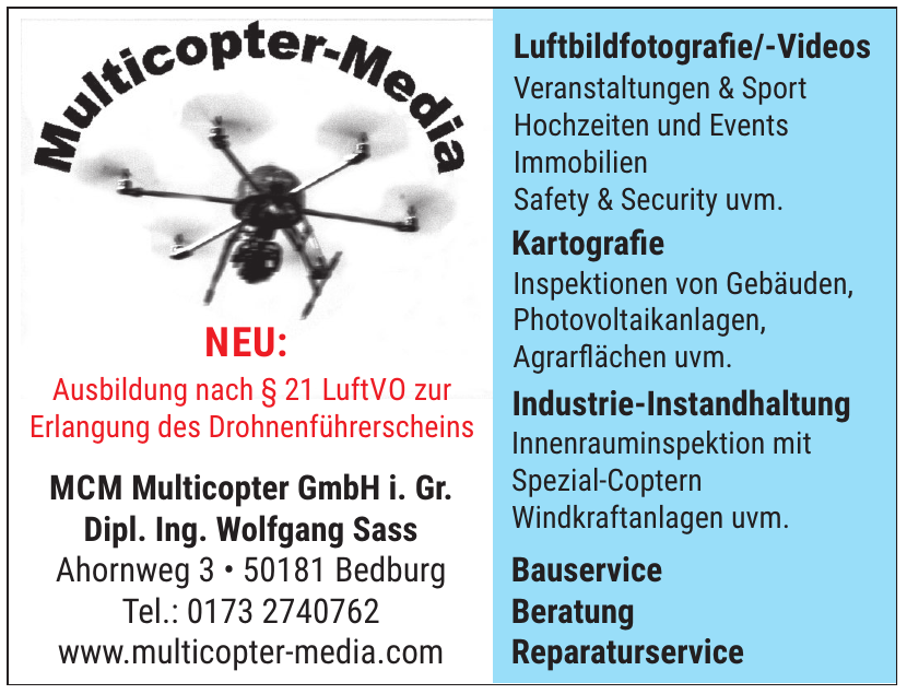 MCM Multicopter GmbH