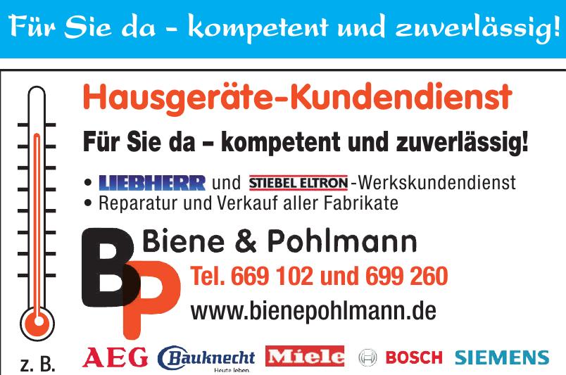 Biene & Pohlmann