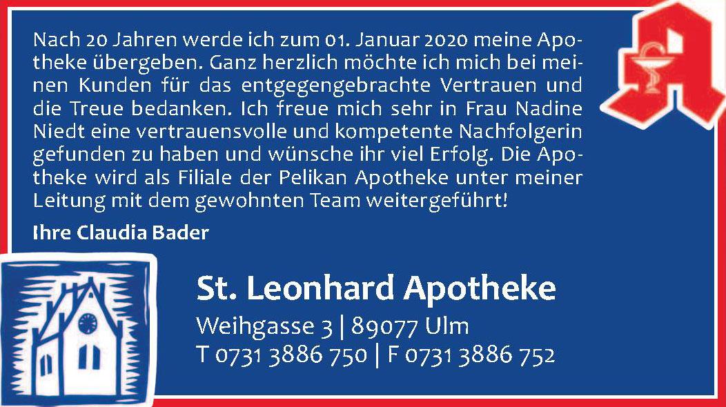St. Leonhard Apotheke