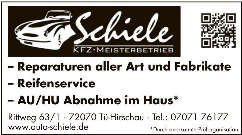 Schiele Kfz-Meisterbetrieb