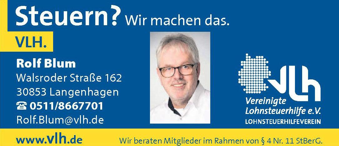 VLH Rolf Blum