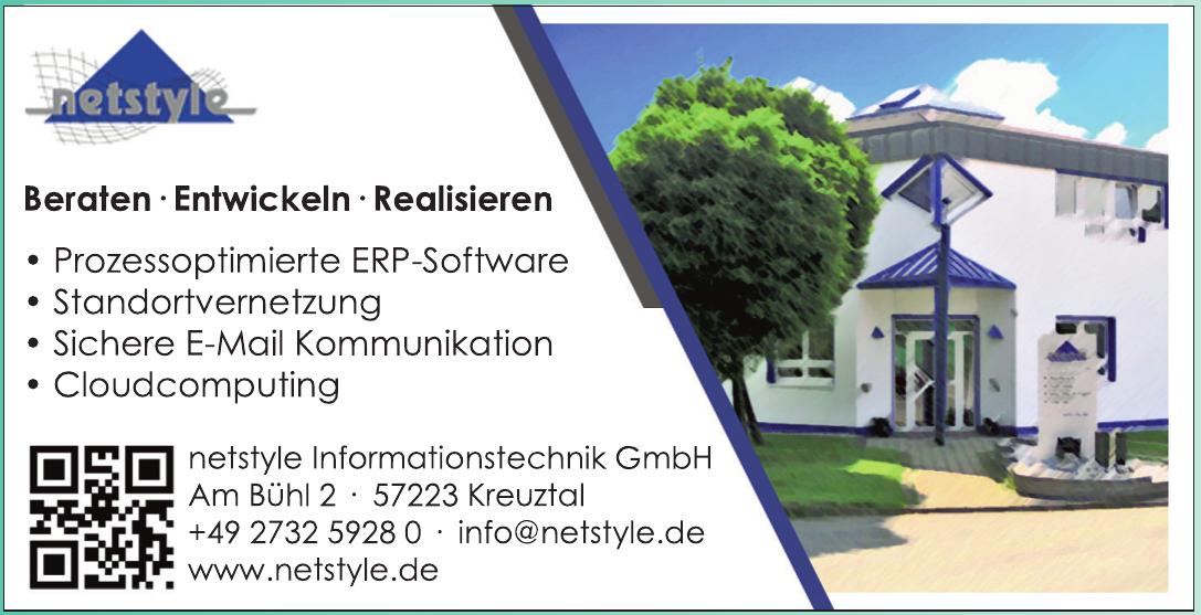 netstyle Informationstechnik GmbH
