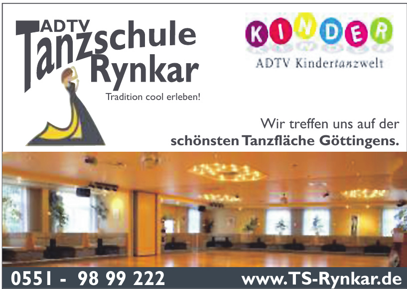 ADTV Tanzschule Rynkar