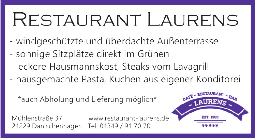 Café Restaurant Bar Laurens