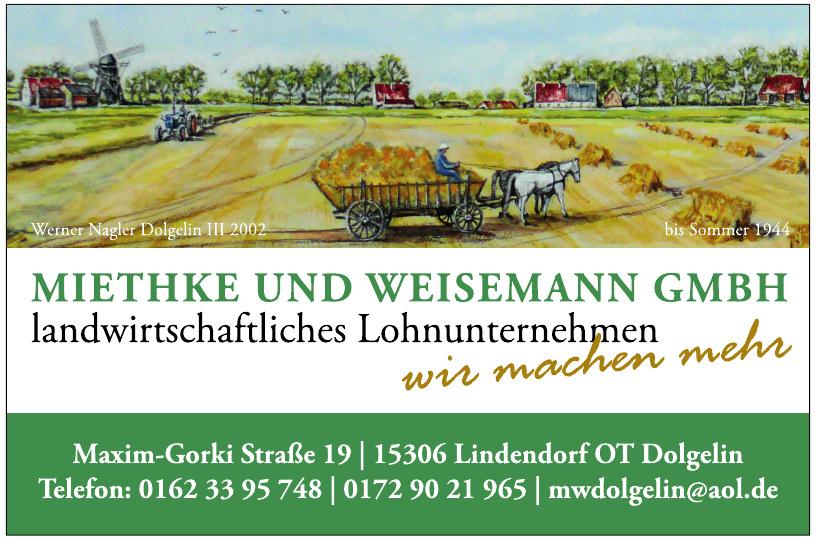 Miethke und Weisemann GmbH