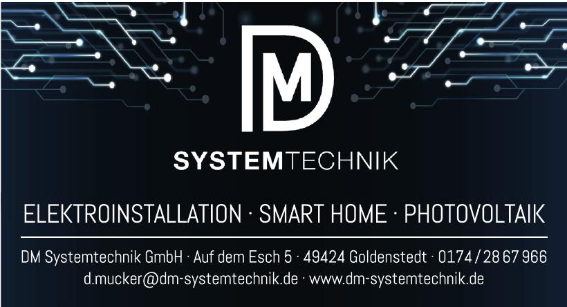 DM Systemtechnik GmbH