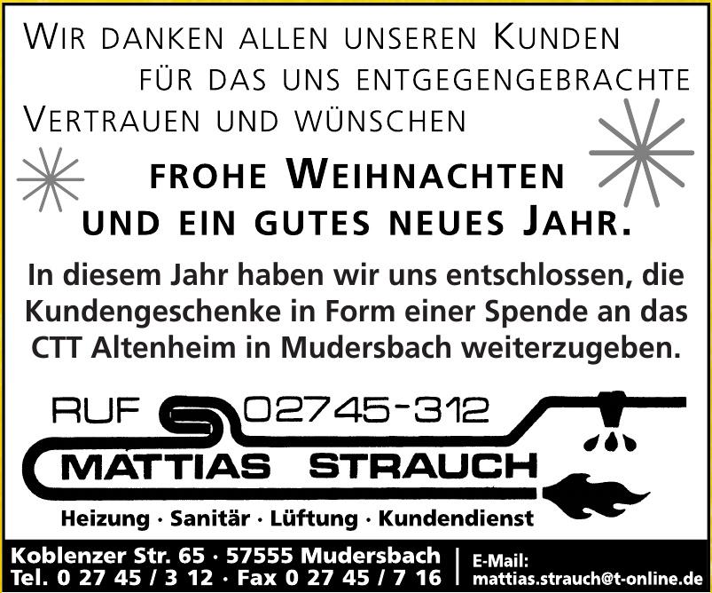 Mattias Strauch