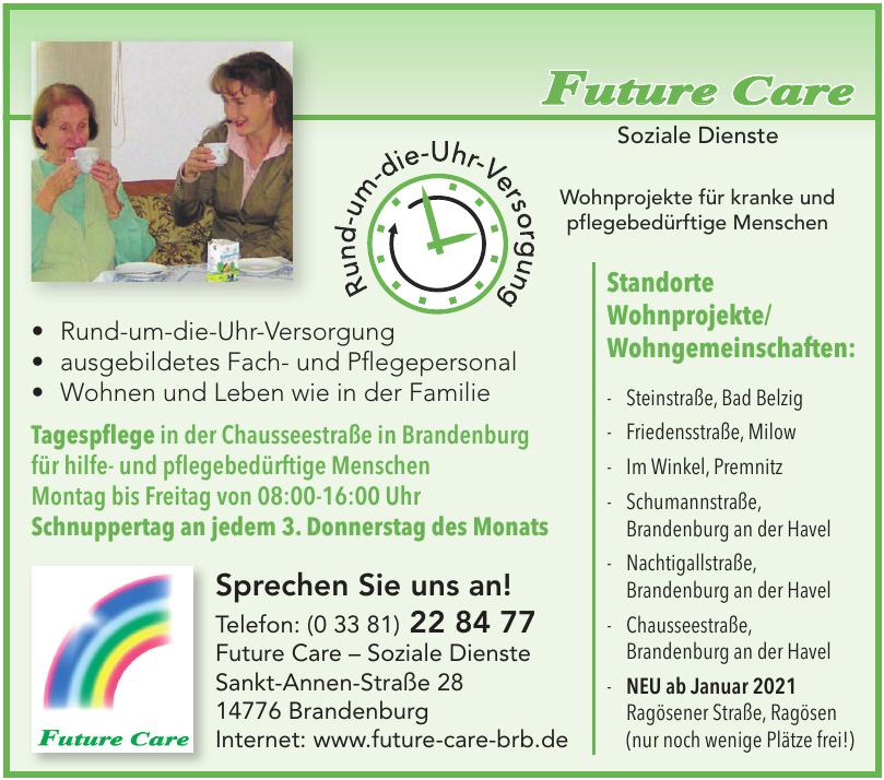 Future Care Soziale Dienste
