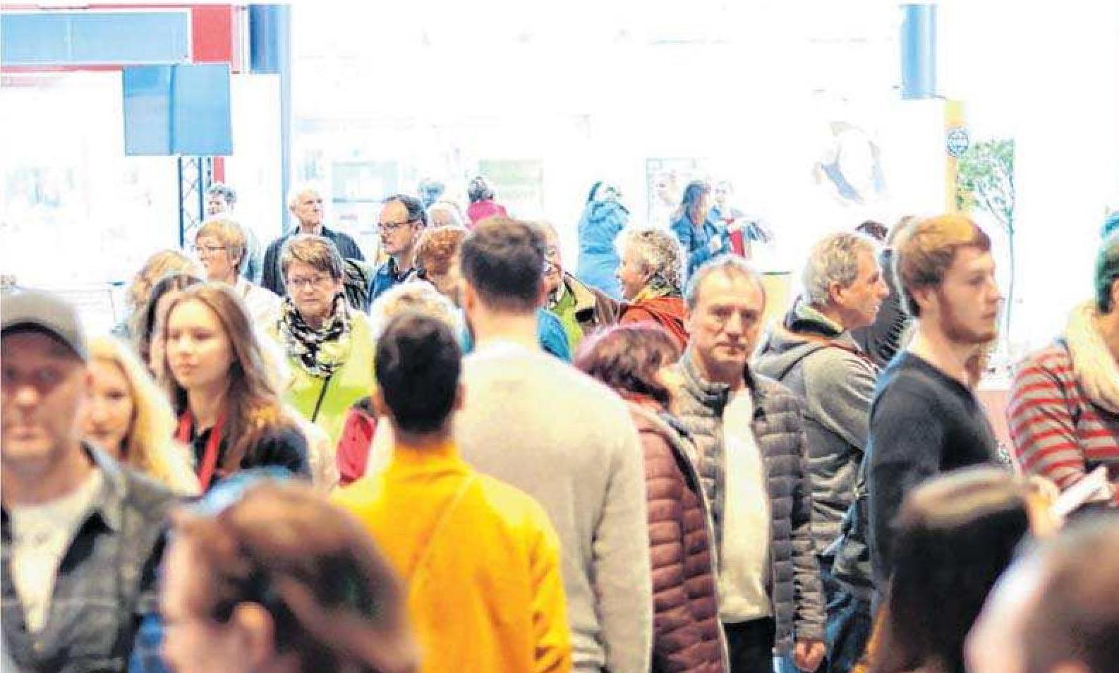 Zur Messe am 29. Februar und 1. März werden tausende Besucher erwartet. Veranstaltet wird sie von der Stadt Reutlingen, den Kreiskliniken und einigen Partnern. Foto: PR
