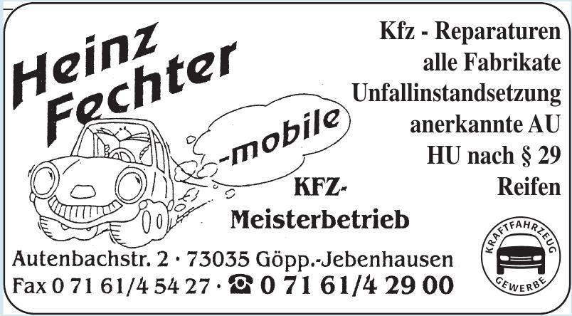 Heinz Fechner