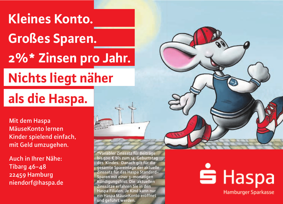 Haspa - Hamburger Sparkasse