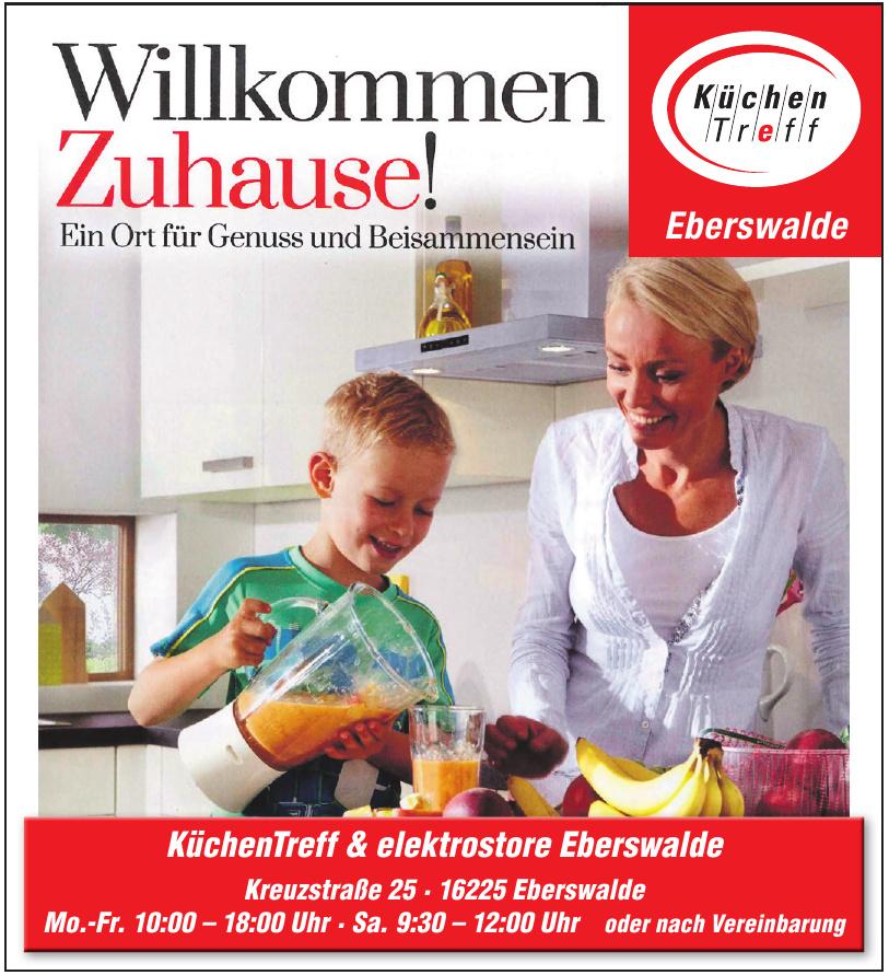 KüchenTreff & elektrostore Eberswalde