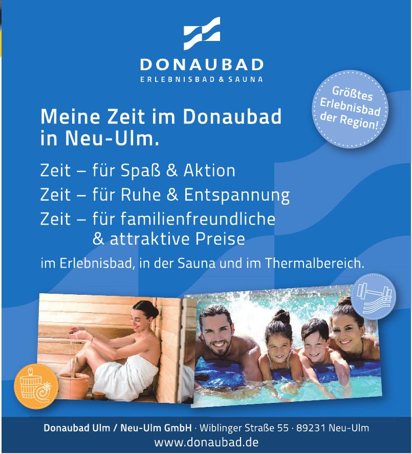 Donaubad Ulm / Neu-Ulm GmbH