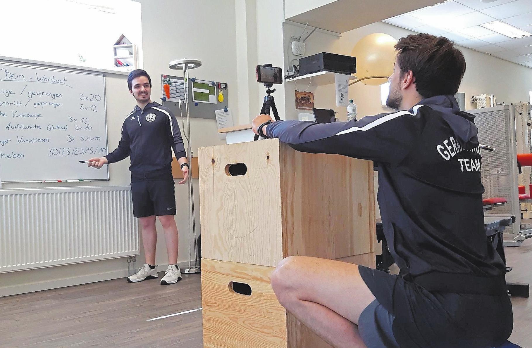 Alternative Trainingsprogramme
