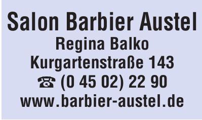 Salon Barbier Austel