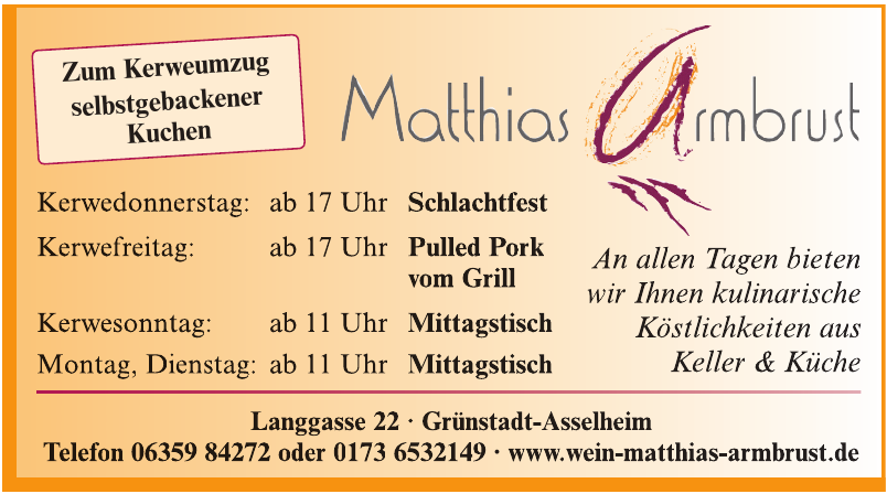 Matthias Armbrust