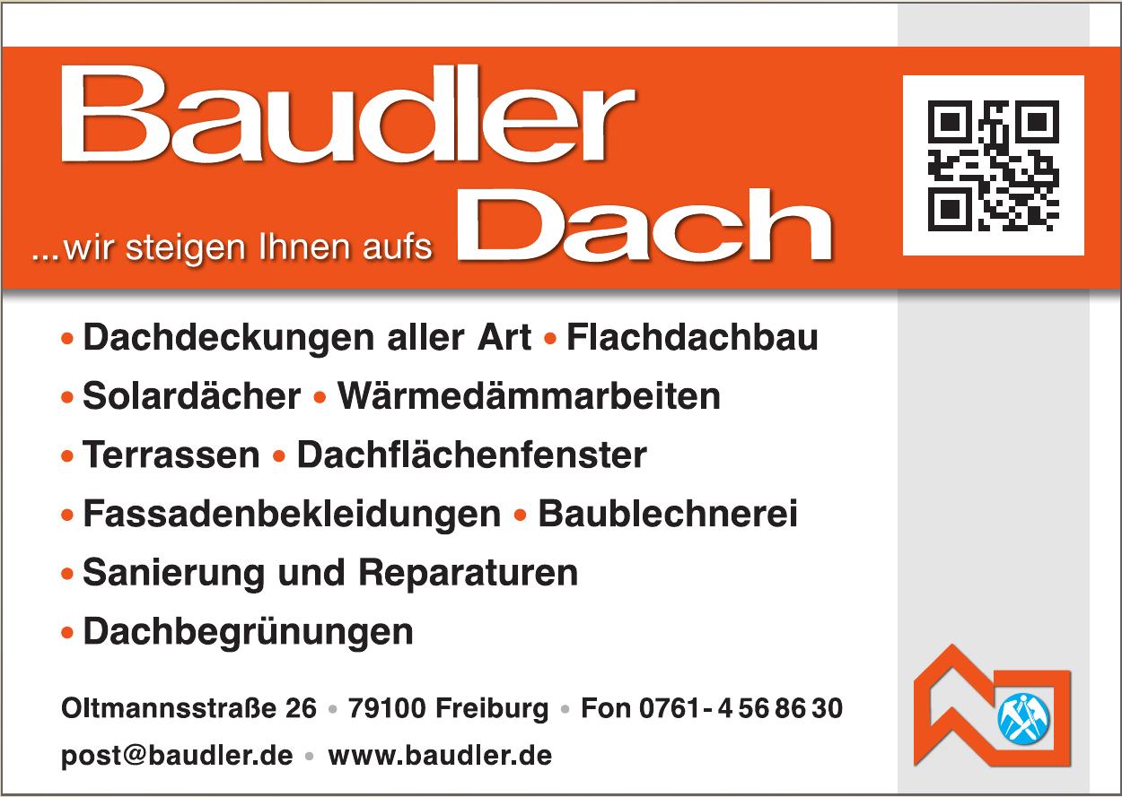 Baudler Dach