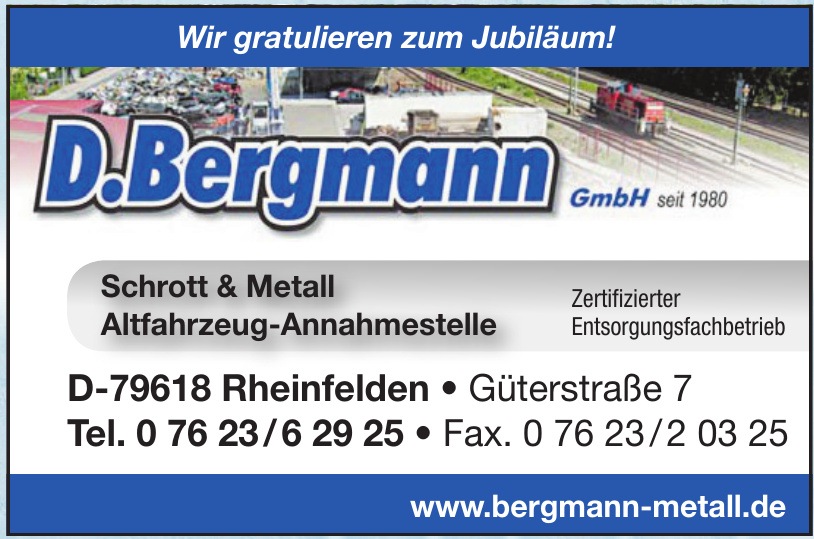 D. Bergmann GmbH