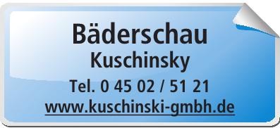 Bäderschau Kuschinsky