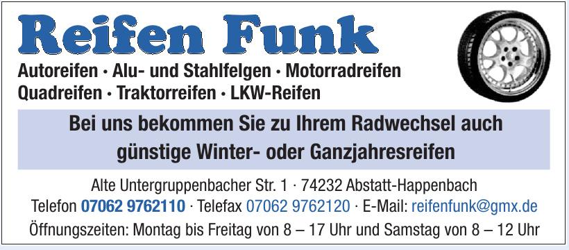 Reifen Funk