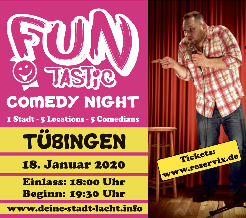 FunTastig Comedy Night