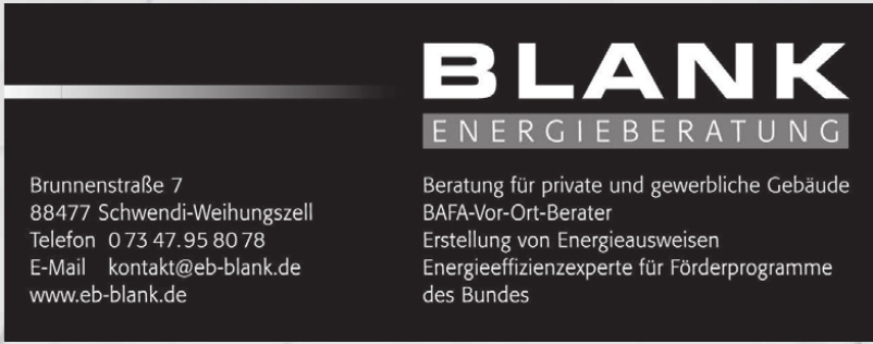 Blank Energieberatung