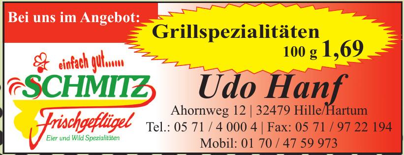 Udo Hanf