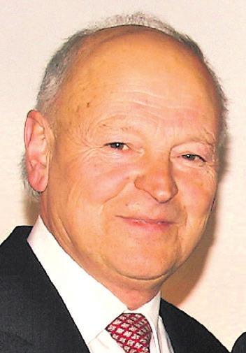 Dieter Bahrs feiert am 10. Februar seinen 80. Geburtstag. Schon als 18-Jähriger stieg er in das Geschäft ein.