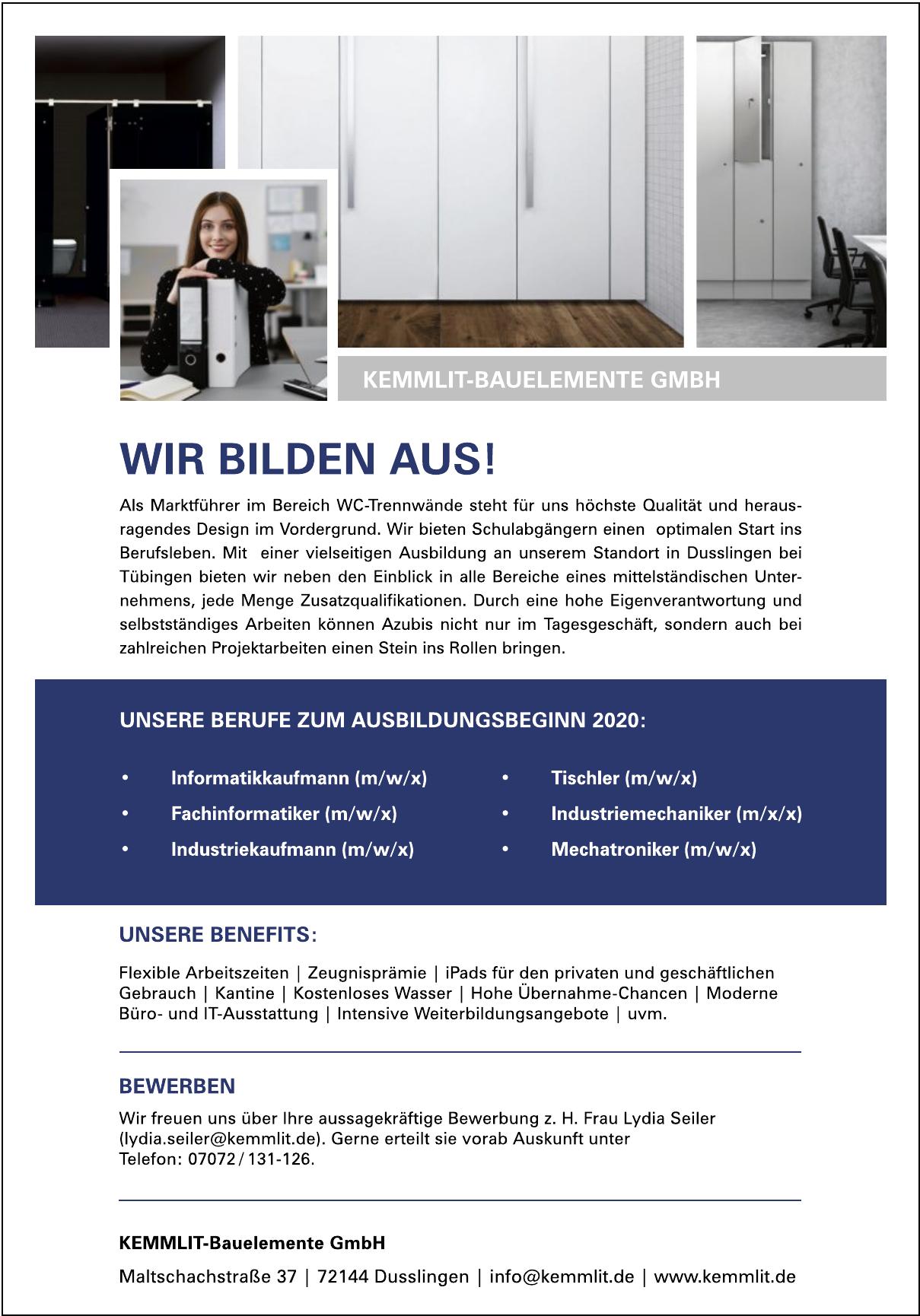 Kemmlit-Bauelemente GmbH