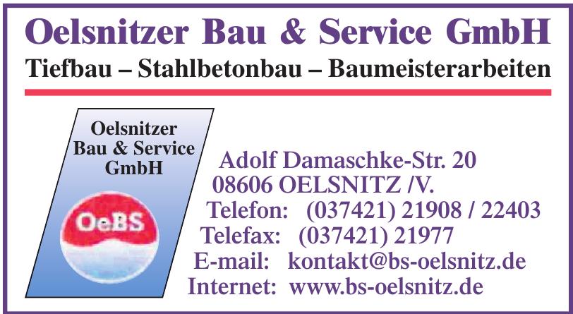 Oelsnitzer Bau & Service GmbH