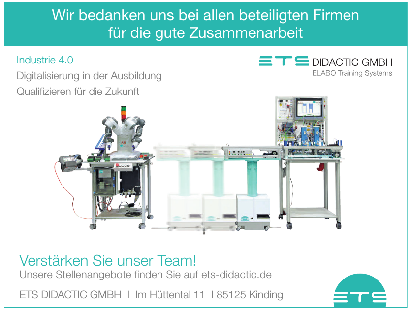 ETS Didactic GmbH