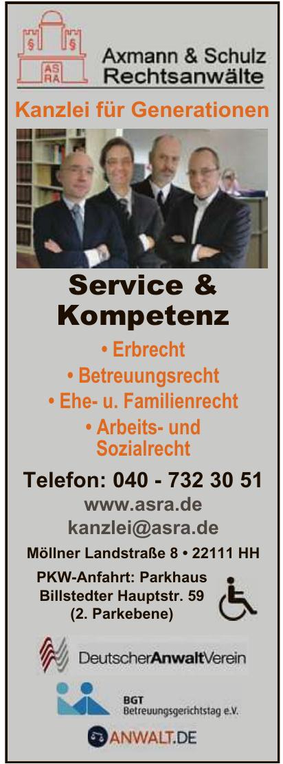Axmann & Schulz Rechtsanwälte