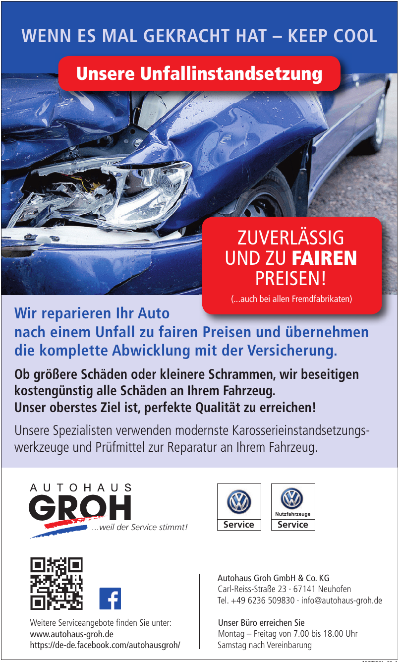 Autohaus Groh GmbH & Co. KG