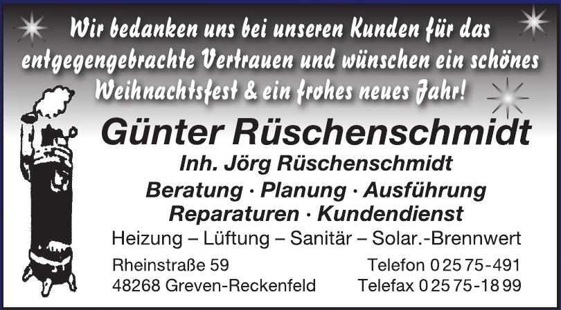 Günter Rüschenschmidt