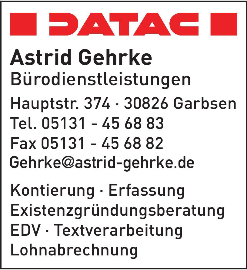 Datac Astrid Gehrke