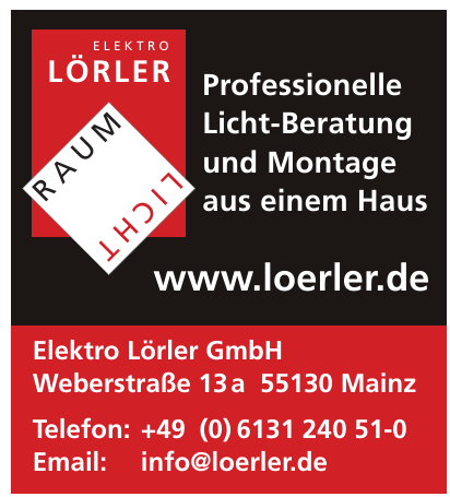 Elektro Lörler GmbH