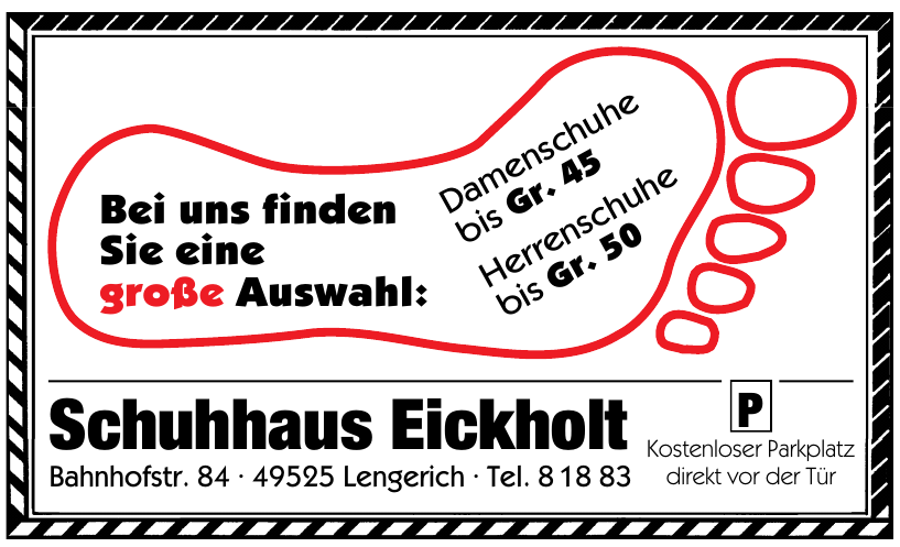 Schuhhaus Eickholt
