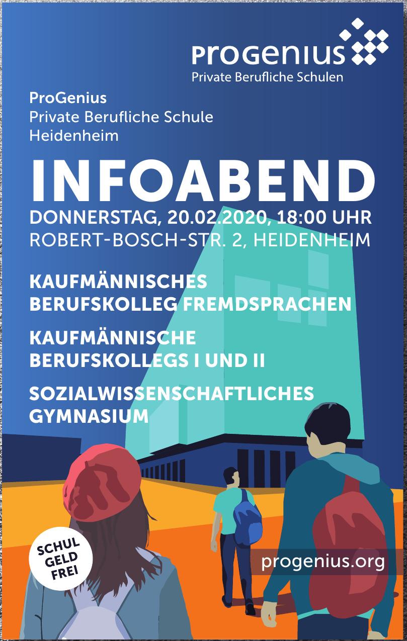 ProGenius Private Berufliche Schule Heidenheim