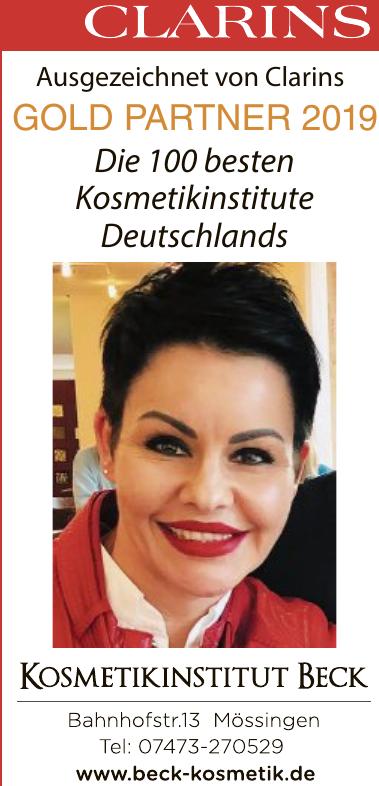 Kosmetikinstitut Susanne Beck