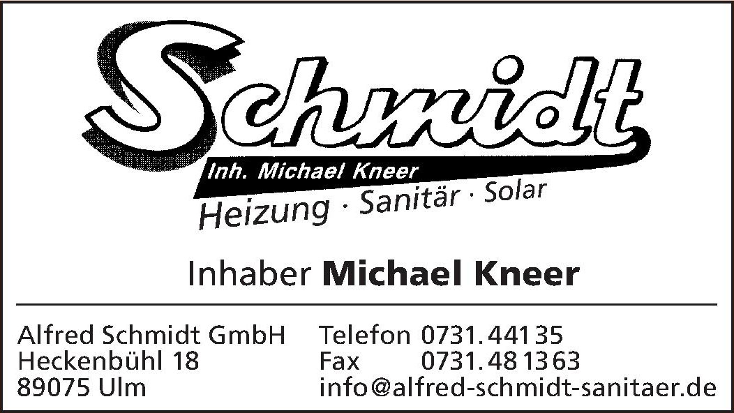 Alfred Schmidt GmbH